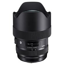 Sigma 14mm - 24mm DG HSM Lens for Nikon