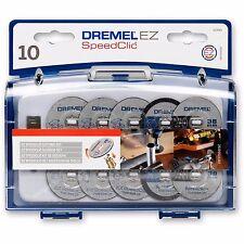 Dremel sc690 Ez Speedclic Corte Ruedas Rueda De Corte Set Kit velocidad clic