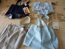 vêtement vintage enfant 18 mois short culotte courte ancien fond magasin