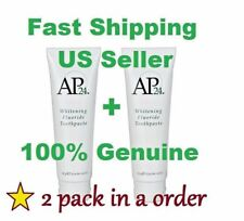 Nu Skin Ap24 X2 Whitening Fluoride Toothpaste  Expire 10/2020 (NEW) 100% Genuine