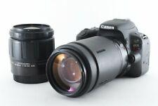 Canon EOS Rebel SL2/200D/X9 24.2MP 28-80/70-300mm