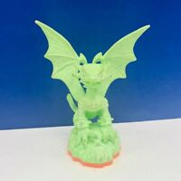 Skylanders Xbox figure video game activision 2012 Cynder Cinder Giants Glow Dark