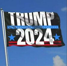 Trump 2024 flag 3x5, shipped from Nevada