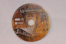 The Elder Scrolls III - Morrowind - TES Construction Set - English Version (PC)