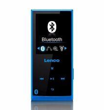 Bluetooth MP3-/MP4-Player | Lenco Xemio-760 BT blau | 8 GB | MP3/MP4 | BT