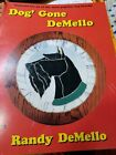 Dog' Gone. Demello. Stained Glass Pattern Book