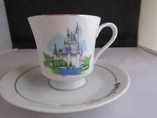 Walt Disney World Tea Cup and Saucer