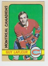 GUY LAFLEUR 1972-73 Topps #79 2nd Year Hockey Card Montreal Canadians Vintage NM