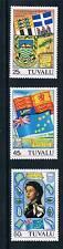 Tuvalu 1982 Royal Visit SG 196-8 MNH