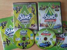 2 Spiele zum Top Preis! Die Sims 3 Gib Gas Accessoires + Luxus Accessoires