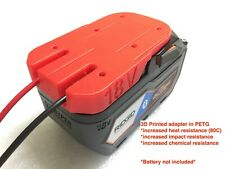 H battery adapter for Ridgid 18V Hyper li-ion battery dock power connector RIGID