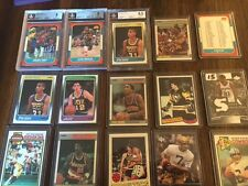 Huge Sports Card Lots:RC's, Inserts,PSA & BGS Stars & Old Wax- All Sports