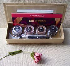 bareMinerals GOLD RUSH 5-piece Strike-It-Rich EYE COLLECTION ~ NIB, Stunning!!