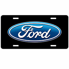 Ford Logo License Plate Custom License Plate Car Tag