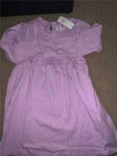 NWT Gap SZ 5T purple dress w/ waist ruffle - IGD-1
