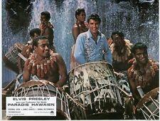 ELVIS PRESLEY PARADISE, HAWAIIAN STYLE 1966 VINTAGE LOBBY CARD #4