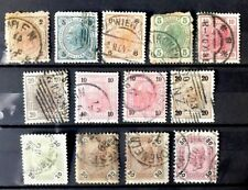 Austria Stamps 1890-1905 Used