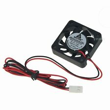 1m Cable Length 40mm 40x40x10mm DC 12V 2510 Plug PC Computer Cooler Fan Ball Brg