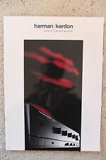 Harman Kardon, HiFi,Katalog,90er Jahre, sehr gut