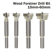 15mm-60mm Wood Forstner Drill Bit Woodworking Hole Saw Cutter Hole Boring Bits
