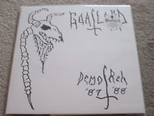 GOATLORD - DEMO '87 / REH '88 - DOUBLE LP RECORD