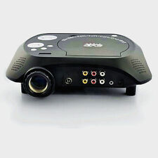 NICE LED Multimedia Projector with DVD Movie Player  320x240 60 Lumens100:1
