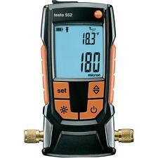 Testo 552 Vacuum/Micron Gauge, Absolute Pressure Sensor & Bluetooth (0560.5522)