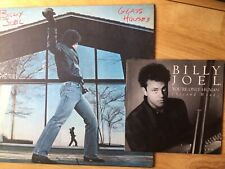 Billy Joel You're Only Human Single And Glass Houses LP