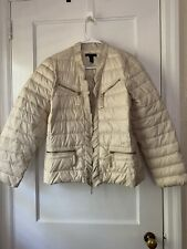 Black Label By Chicos Size 1 Jacket