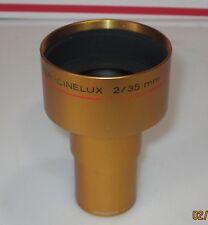 "Schneider Super MC F2 35mm 1.38"" Projector Lens 35mm Film"
