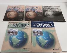 A Beka World Geography and Map Studies
