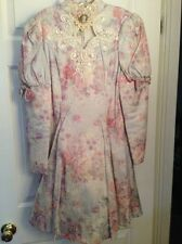 Jessica  Mc Clintock Gunne Sax Dress Junior Size 6 Floral
