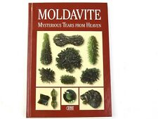 MOLDAVITE BOOK NEW EDITION PROMOTION PRICE 553g #OTHER1552