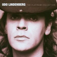 "UDO LINDENBERG ""THE PLATINUM COLLECTION"" CD NEW"