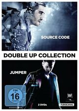 Double Up Collection: Source Code & Jumper  DVD
