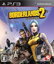 (Used) PS3 Borderlands 2 [Import Japan]((Free Shipping))