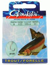 Gamakatsu Forellen Haken 3610N 100cm Gr.6