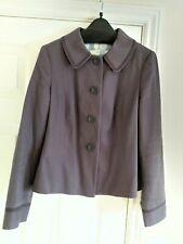 Boden Short Grey Jacket Size 16