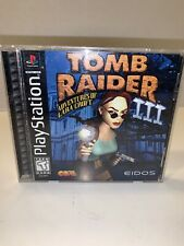 New listing Tomb Raider 3 [T] Sony Playstation 1