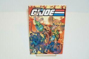 Classic G. I. Joe Volume 5 (IDW 2009 TPB SC TP Larry Hama Marvel Series)