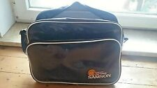 Sporttasche - Collegetasche - Samson Tabak - blau - wetterfest - Tasche für Uni
