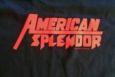 American Splendor Original 2003 Movie T-Shirt Harvey Pekar Paul Giamatti medium