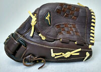 "Mizuno GDP 1255 S1 Leather Fielders Glove 12.5"" RHT Fastpitch Diamond Pro Super"