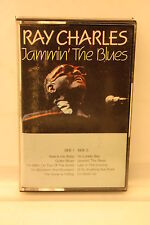 Ray Charles << Jammin The Blues>>,Audio Cassette