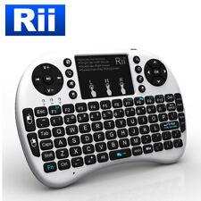 2.4G Rii Mini i8 Wireless Keyboard Touchpad for Raspberry PI Kodi Android TV Box