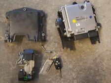 HONDA ACCORD MK8 2.2 I DTEC ENGINE ECU LOCK TRANSPONDER 2008 ON 37820-RL0-G04
