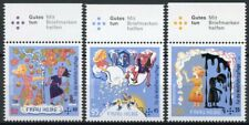 More details for germany 2021 mnh literature stamps grimm fairy tales frau holle 3v set a