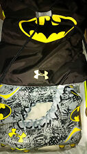 Highlight Under Armour BATMAN 66 Alter Ego football cleats mens Size 11 new box