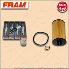 SERVICE KIT VAUXHALL ASTRA J MK6 1.4 TURBO FRAM OIL FILTER PLUGS (2009-2015)