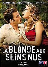 La Blonde aux seins nus DVD NEUF SOUS BLISTER